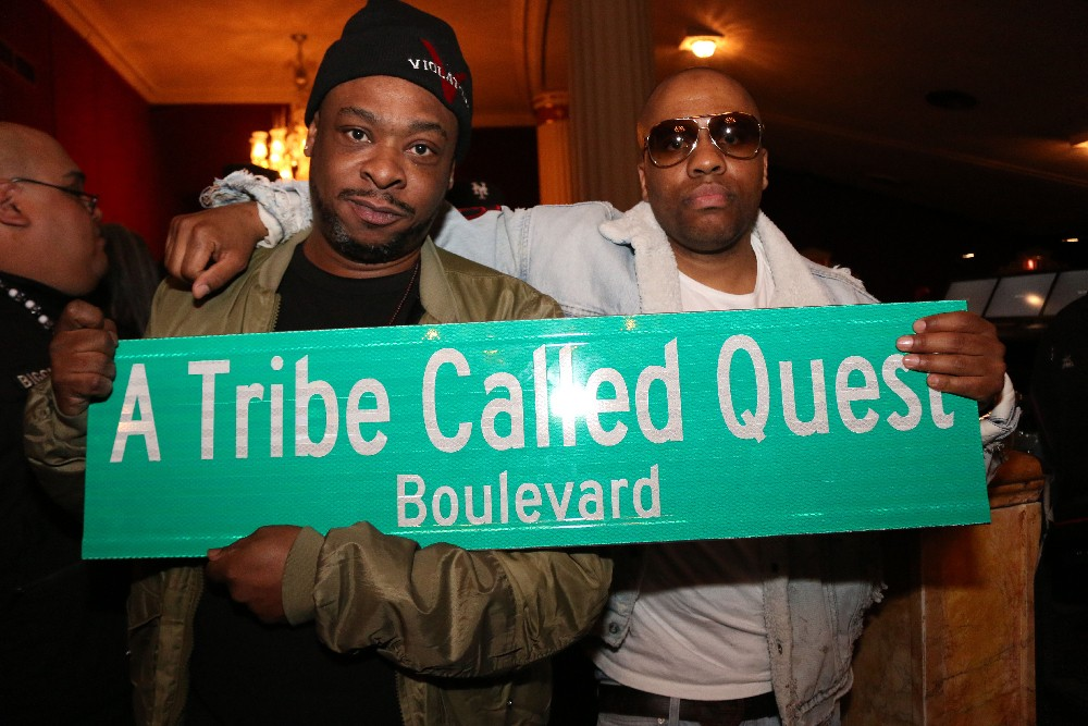 A Tribe Called Quest Phife Dawg 2016