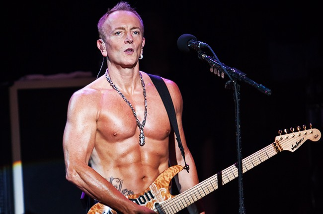 Def Leppardâ S Phil Collen Gives 3 Tips For A Rock Hard Bod At Age 56 Billboard