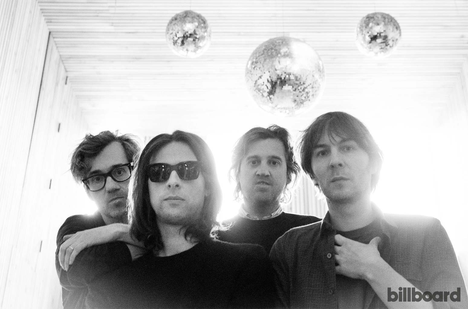 Phoenix photographed on May 3rd at The VNYL in New York City.