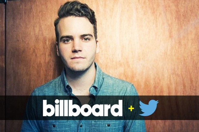 "Pierce Fulton's ""Runaway"" on Billboard+Twitter Chart"