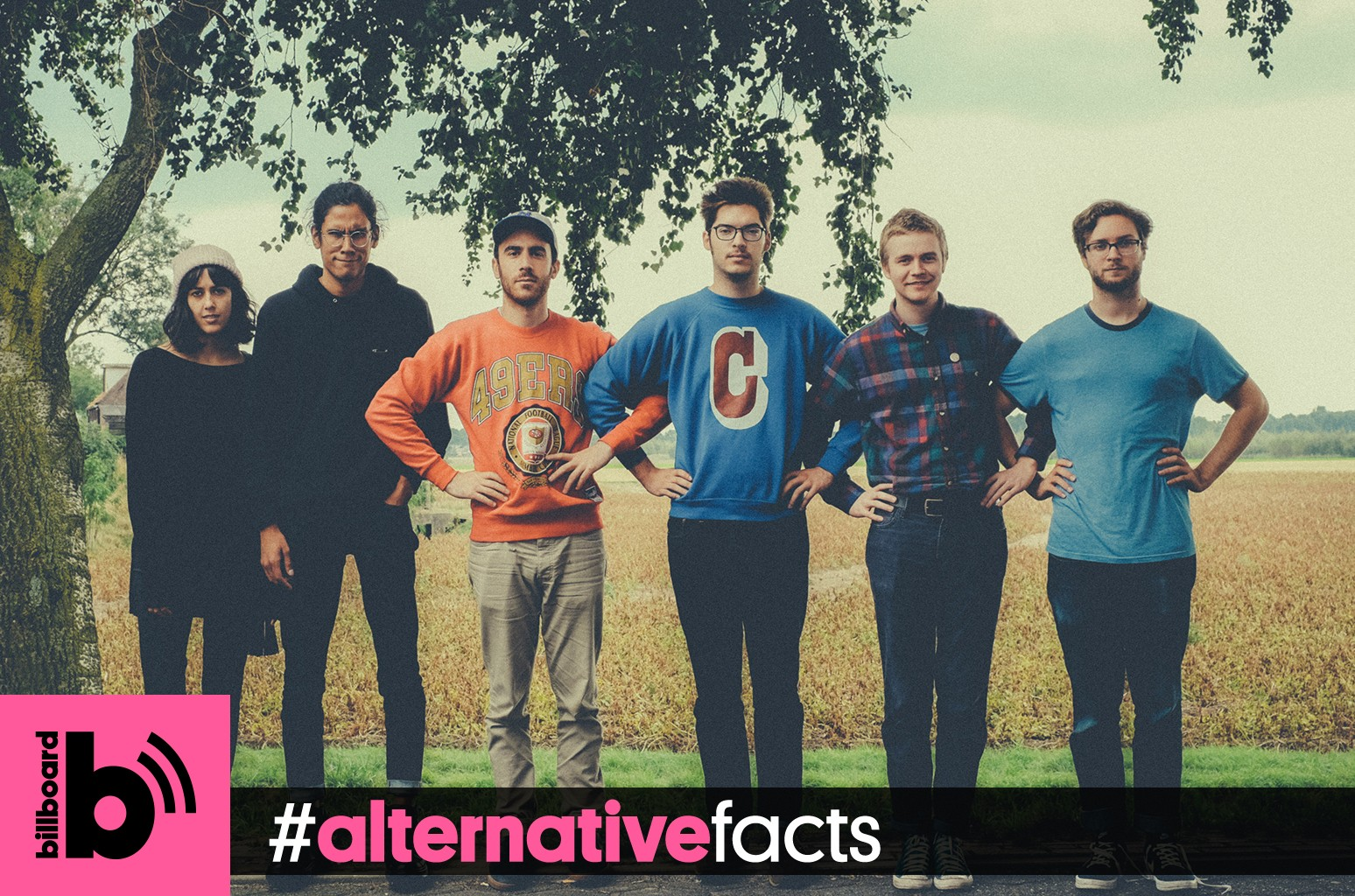 Billboard's #AlternativeFacts podcast: Pinegrove
