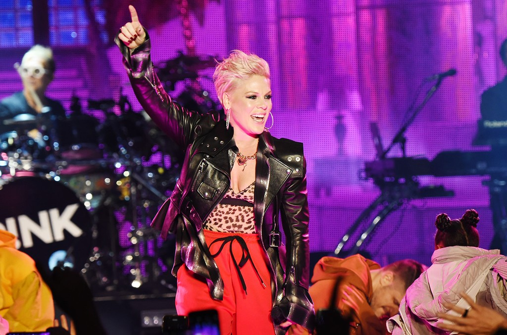 P!nk Serves Up Real Talk About Patriotism and What it Means to Be An American: Watch