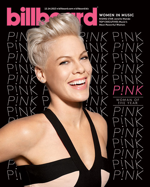 PINK BILLBOARD COVER