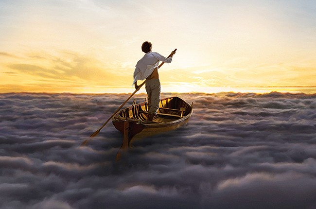 Pink Floyd -- The Endless River -- 2014