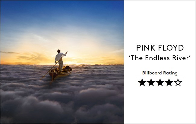 Pink Floyd -- The Endless River -- 2014 -- Review