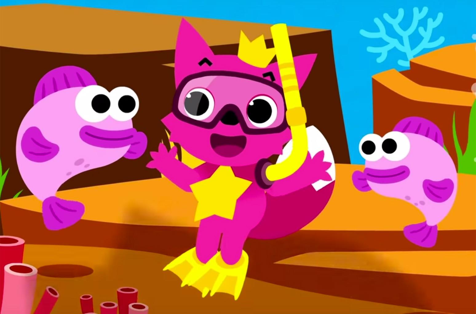 Pinkfong! Baby Shark Dance
