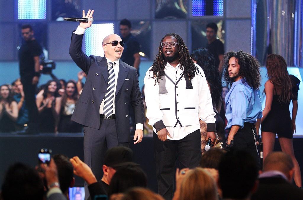 Pitbull & T-Pain