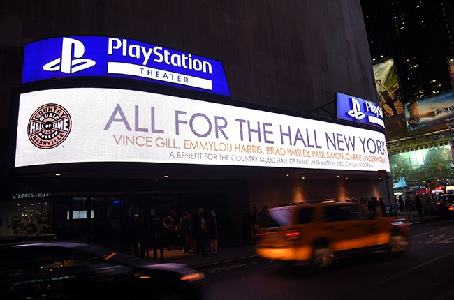 The PlayStation Theater 2015