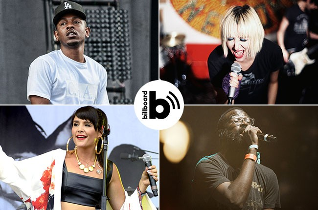 Must Hear Music Podcast featuring Kendrick Lamar, Karen O., Jessie Ware and TV on the Radio, 2014.