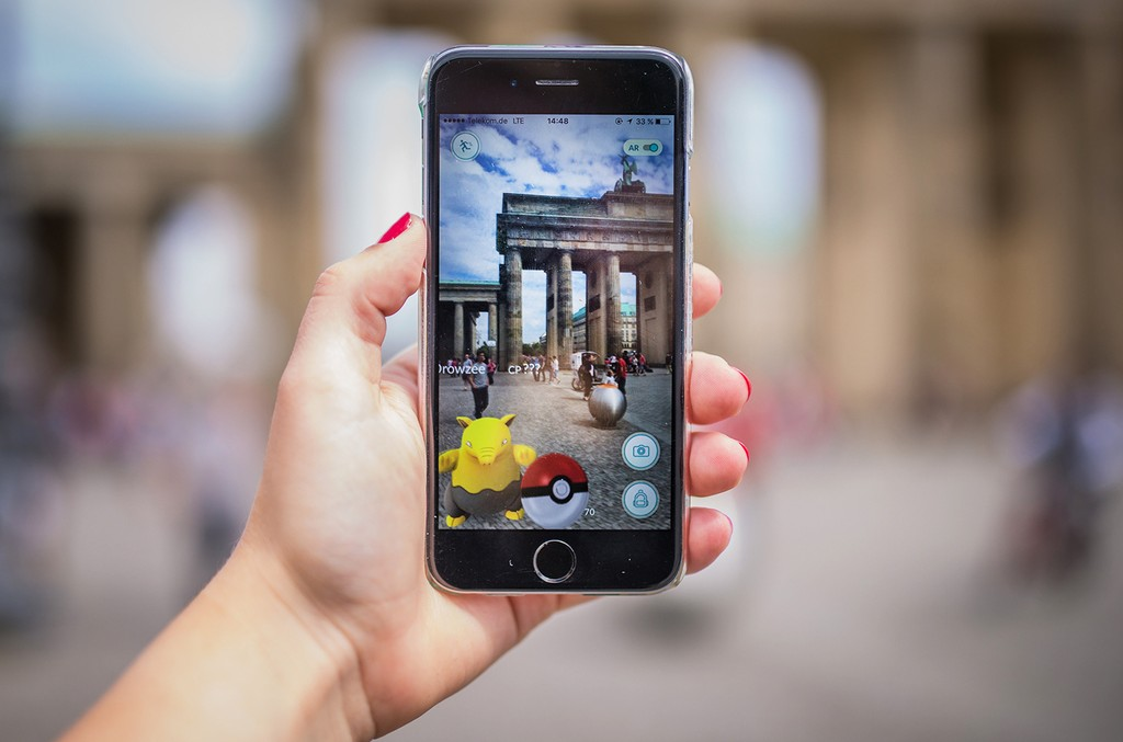 Pokemon Go in 2016