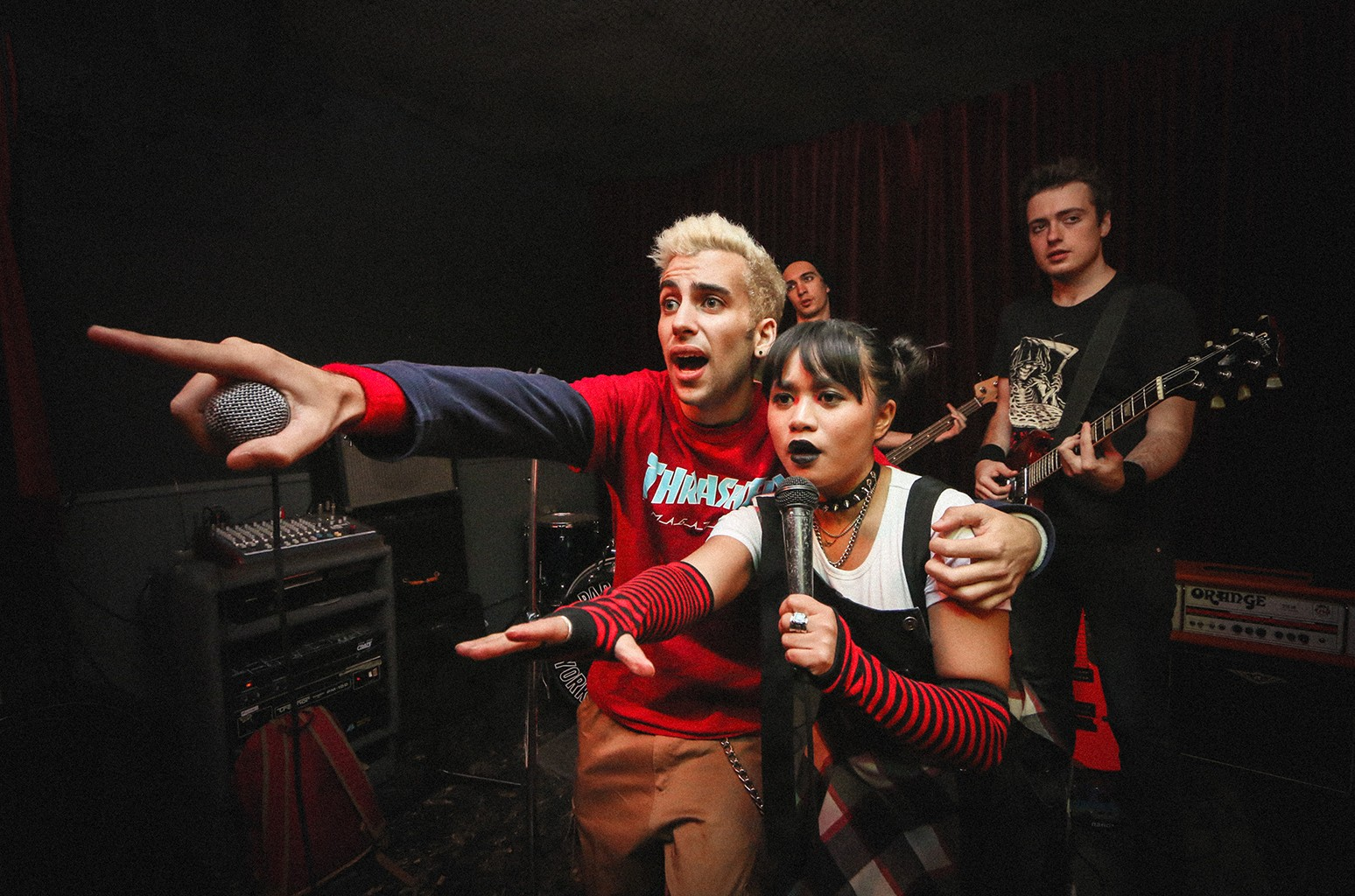 Pop Punk High