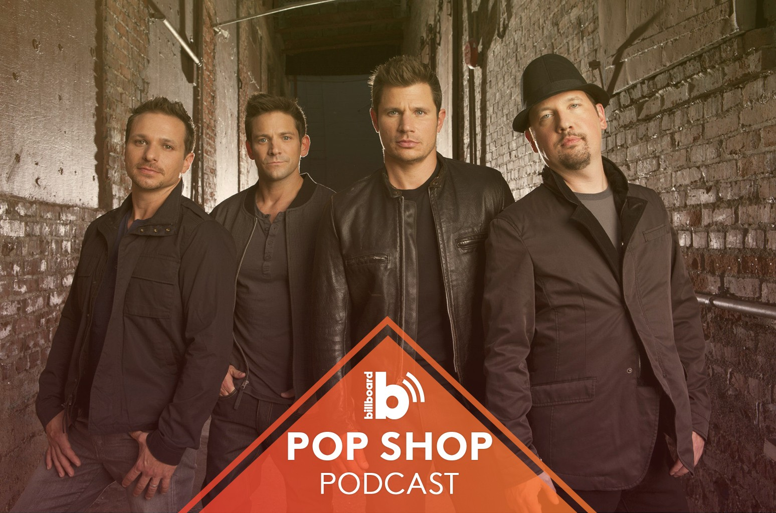 Pop Shop Podcast featuring: 98 Degrees