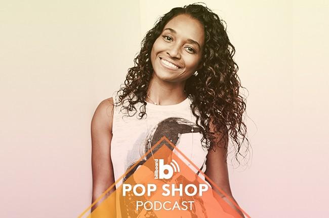"Pop Shop Podcast featuring: Rozanda ""Chilli"" Thomas"