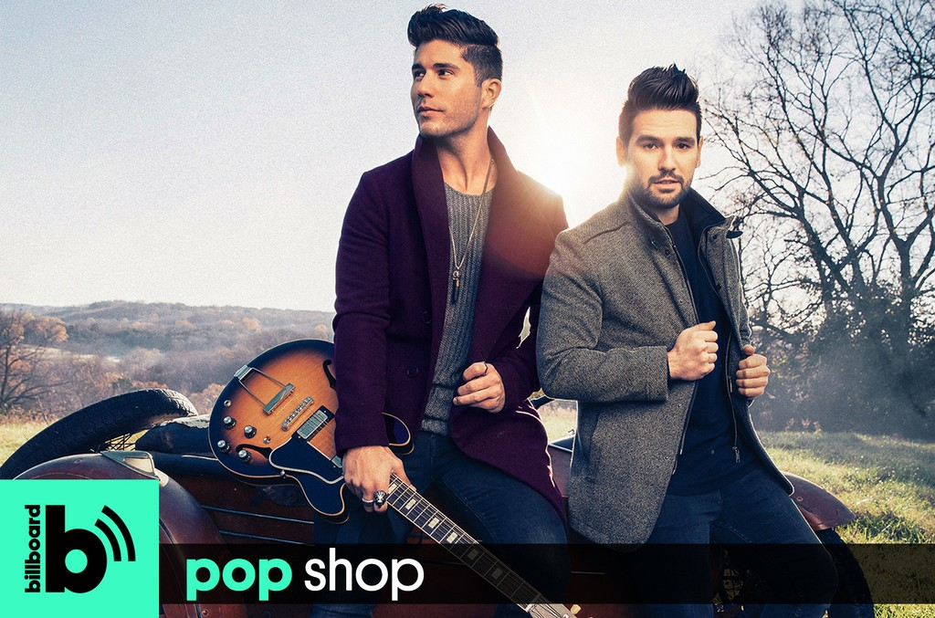 Pop Shop Podcast featuring: Dan + Shay