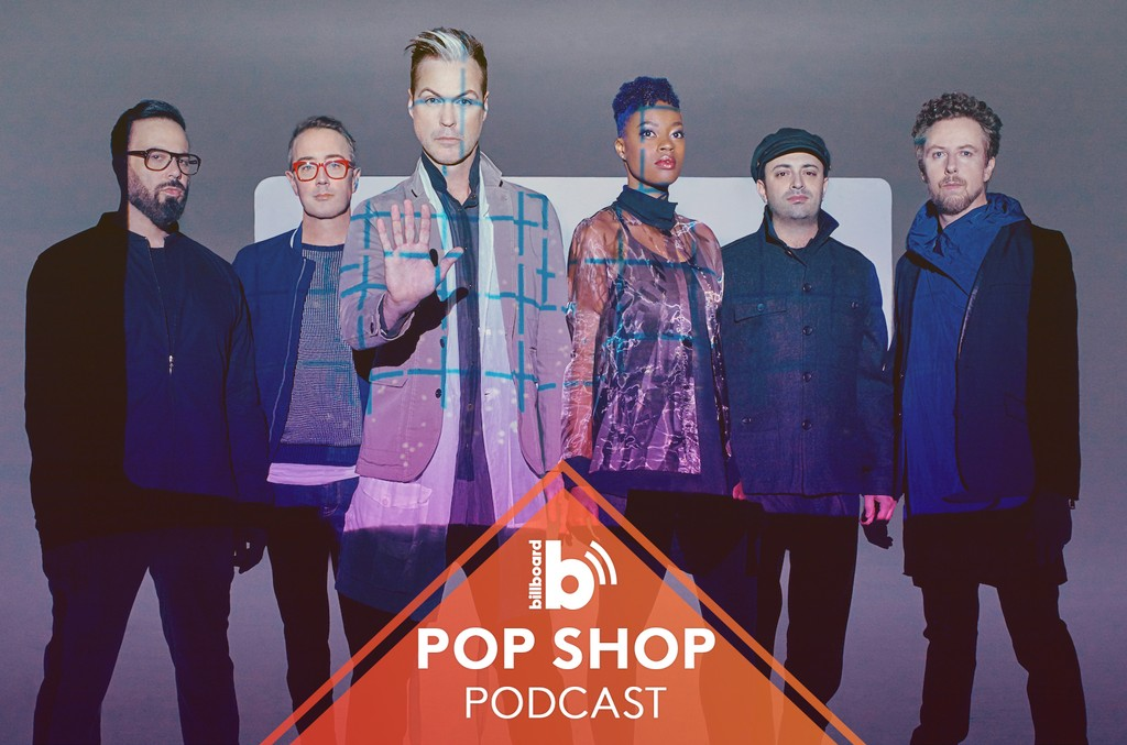 Pop Shop Podcast: Fitz and the Tantrums