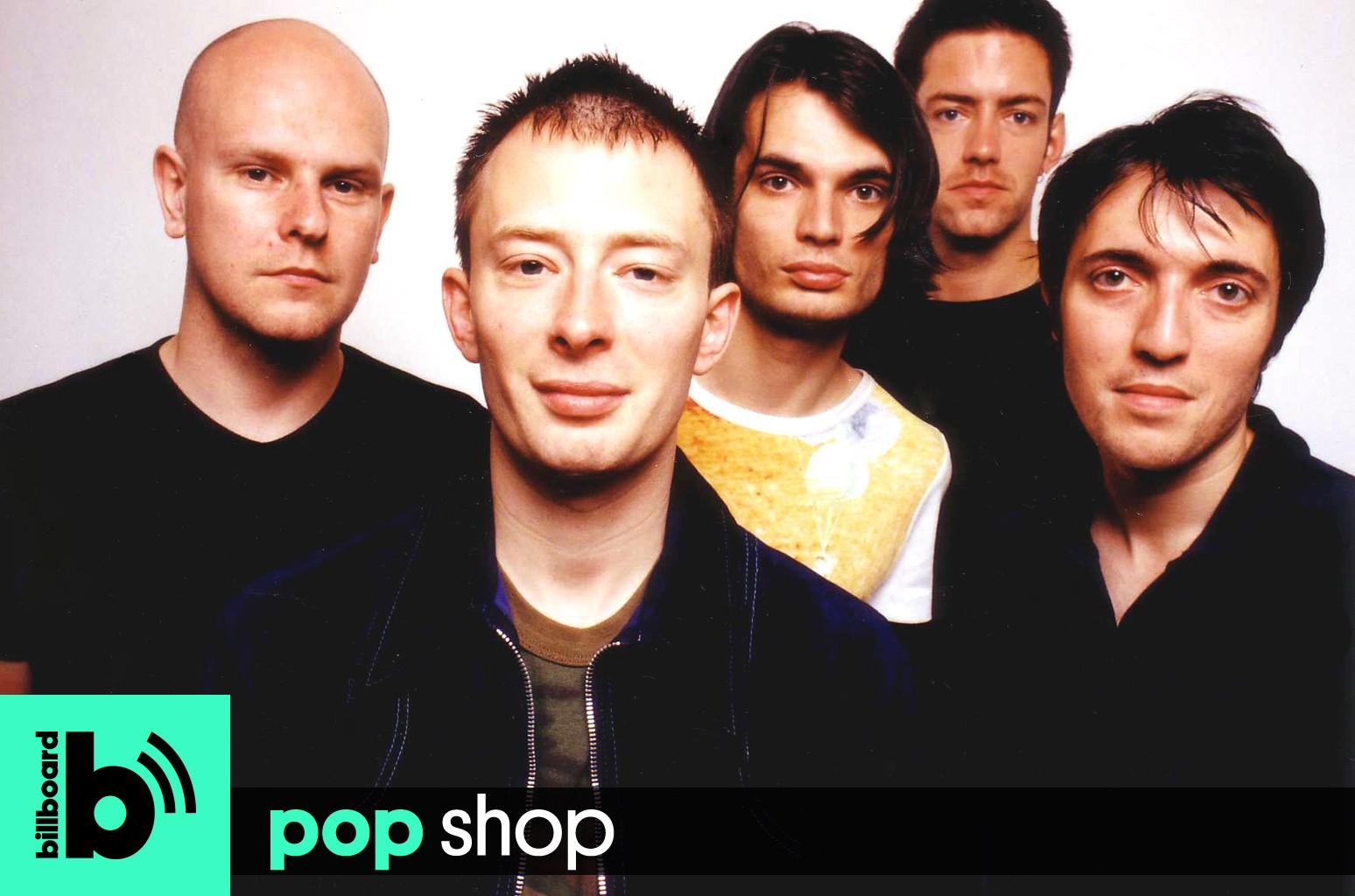 Billboard's Pop Shop Podcast: Radiohead