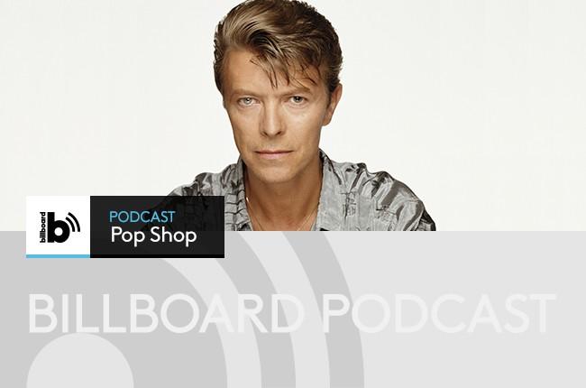 Pop Shop Podcast: David Bowie