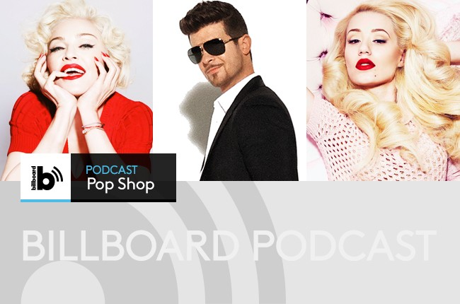 pop shop podcast 2015 -- madonna robin thicke iggy azalea