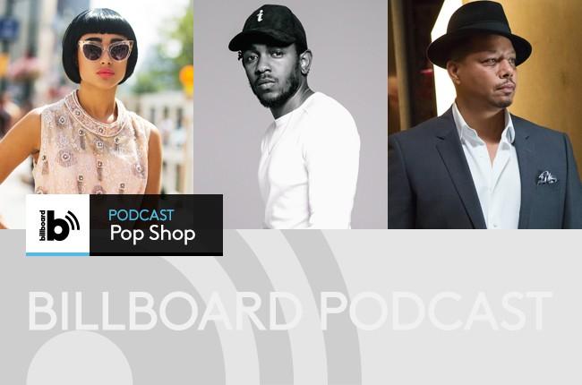 Natalia Kills, Kendrick Lamar, Empire's Terrence Howard