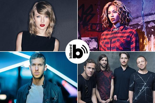 Popshop Podcast: Taylor Swift, Beyonce, Calvin Harris & Imagine Dragons