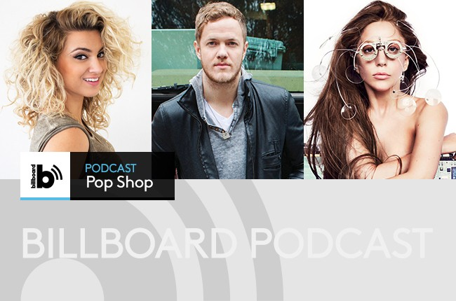 Popshop Podcast Featuring: Tori Kelly, Imagine Dragons and Lady Gaga