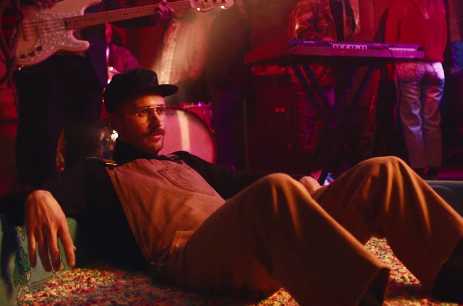 """A scene from the video for """"Feel It Still"""" by Portugal. The Man"""