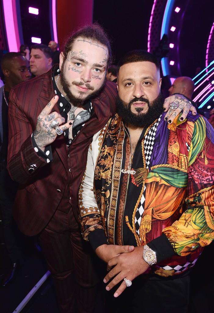 Post Malone and DJ Khaled