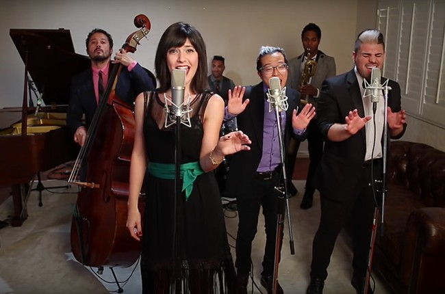 Postmodern Jukebox with Sara Niemietz