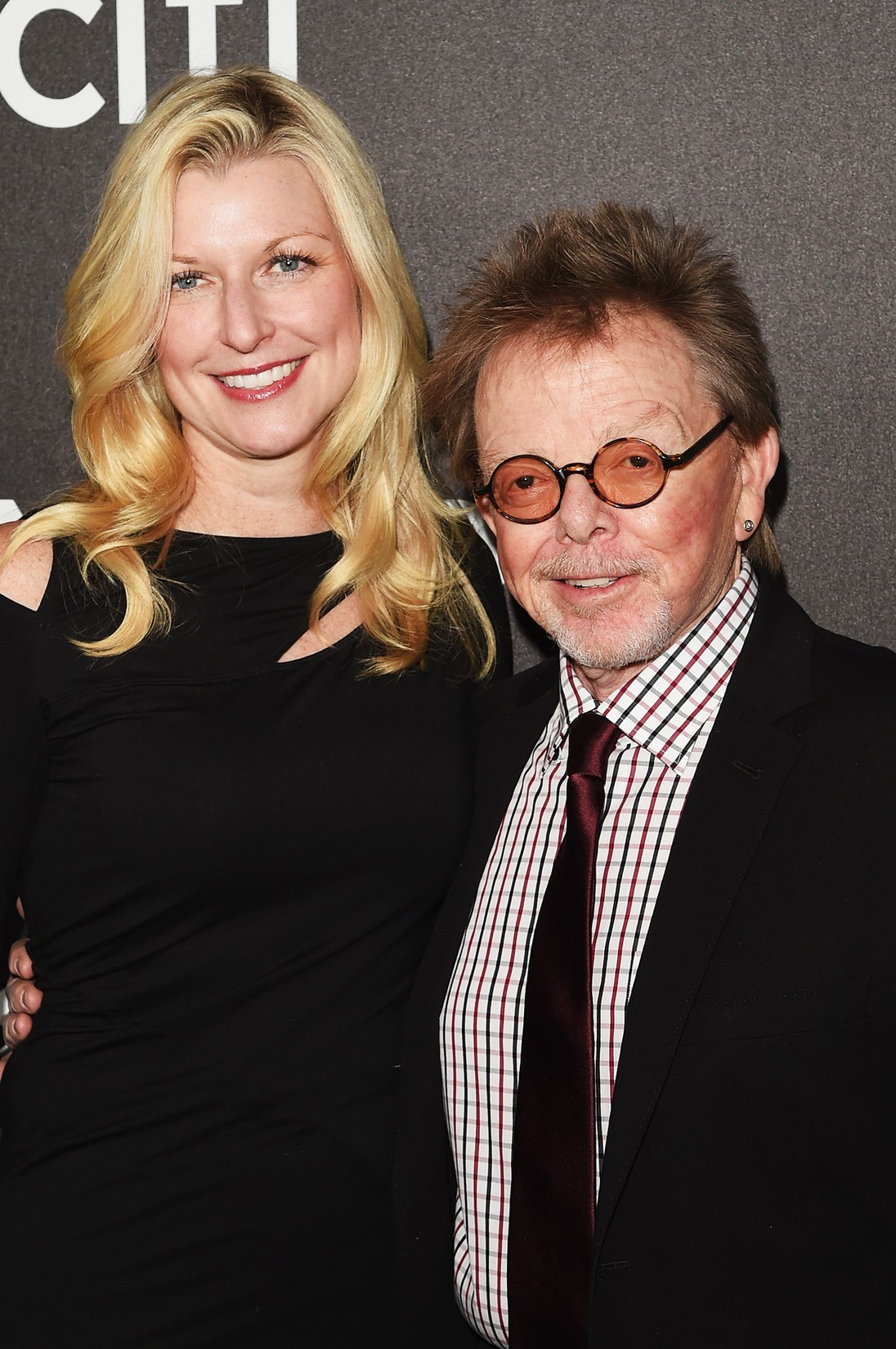 CEO of ASCAP Elizabeth Matthews (L) and ASCAP president Paul Williams attend 2016 Billboard Power 100