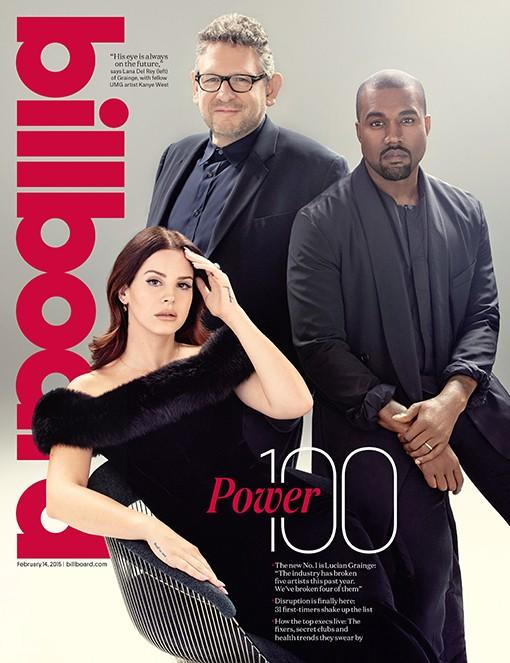 Power 100 featuring Lucian Grainge, Kanye West & Lana Del Rey