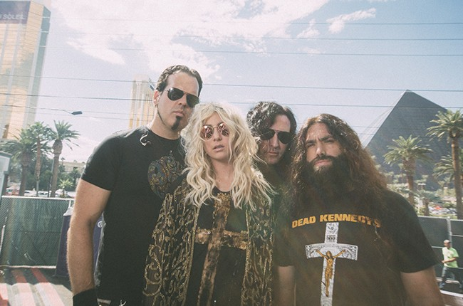 Pretty Reckless at iHeartRadio 2014