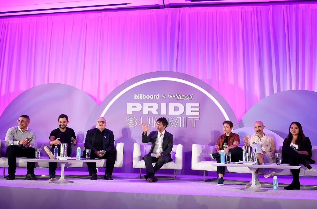 """""""Pride In The Corner Office"""" panel"""