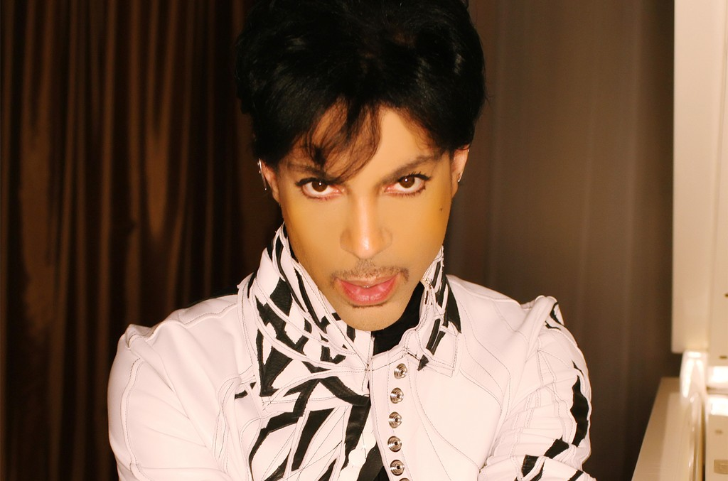 Prince photographed in 2013.