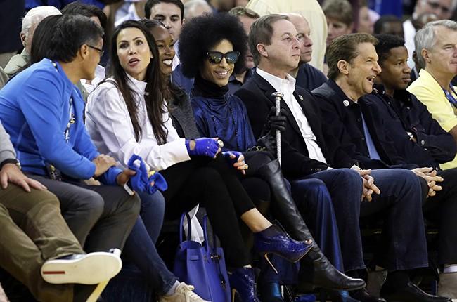 Prince basketball game 2016
