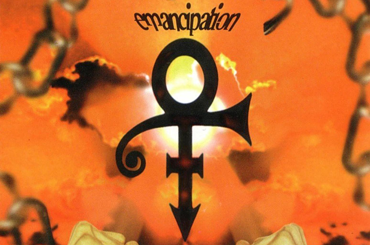 """Prince, """"Emancipation"""""""