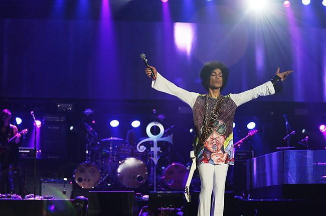 Prince at Essence Fest 2014