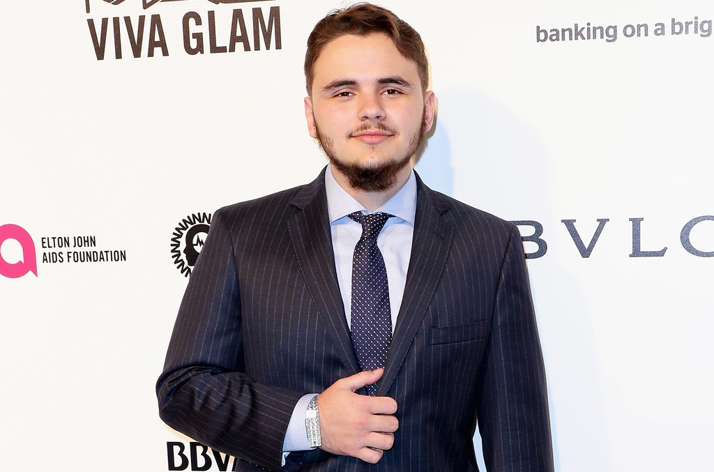 Prince Jackson attends the 25th Annual Elton John AIDS Foundation's Academy Awards Viewing Party at The City of West Hollywood Park on Feb. 26, 2017 in West Hollywood, Calif.