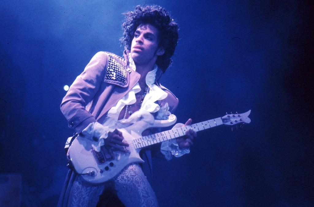 Prince, 1985