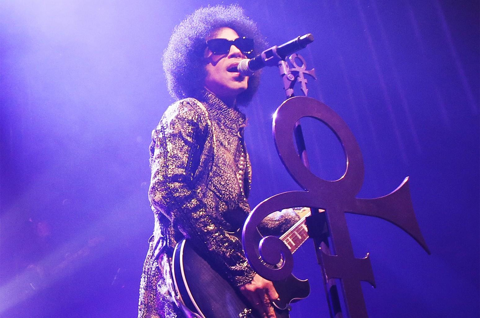 Prince, 2015
