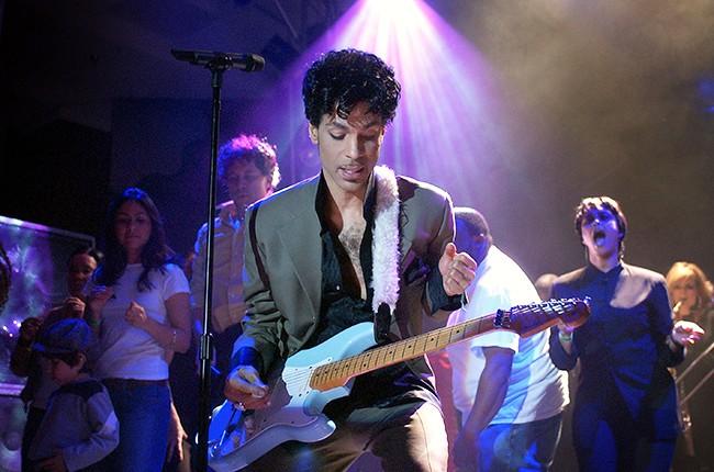 Prince Musicology 2016