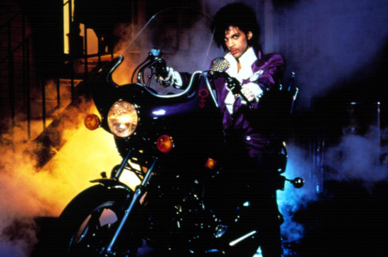 Prince Purple Rain 2016