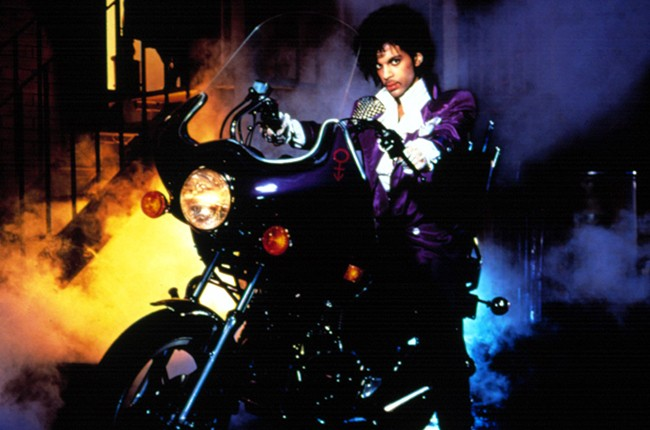 Prince Purple Rain 1984 2016