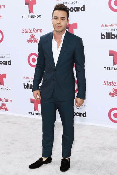 Prince Royce arrives at 2015 Billboard Latin Music Awards