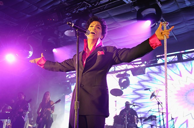Prince at South By Southwest