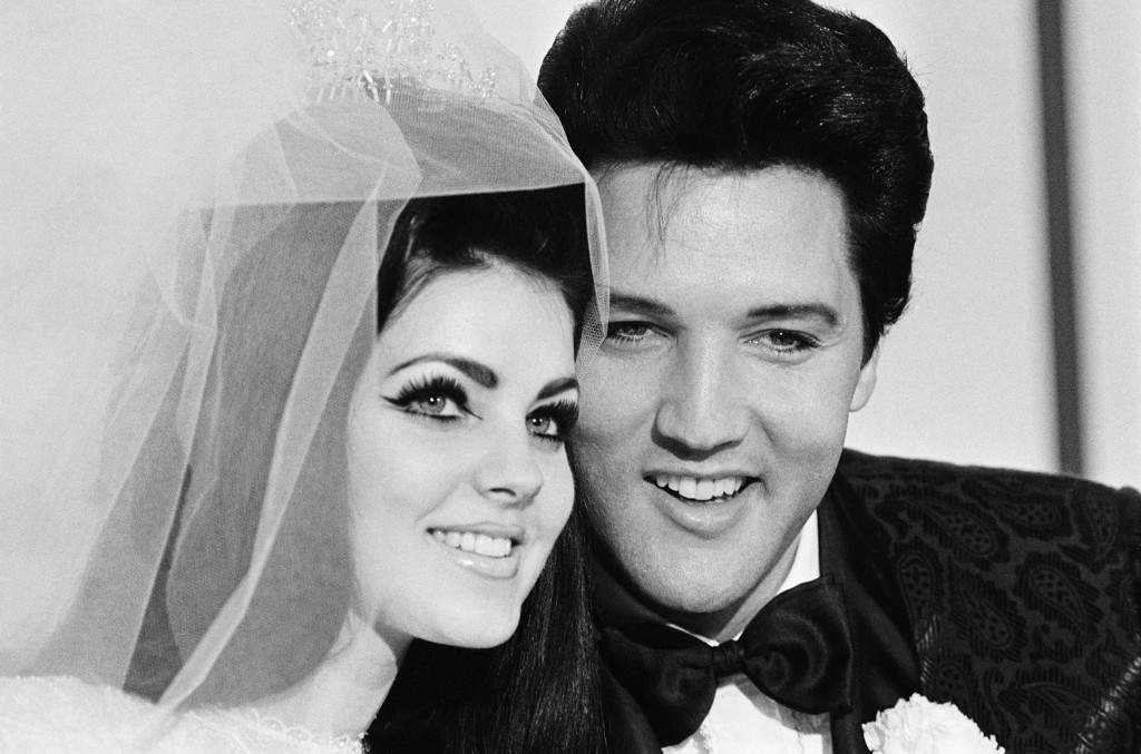 Priscilla Presley Elvis