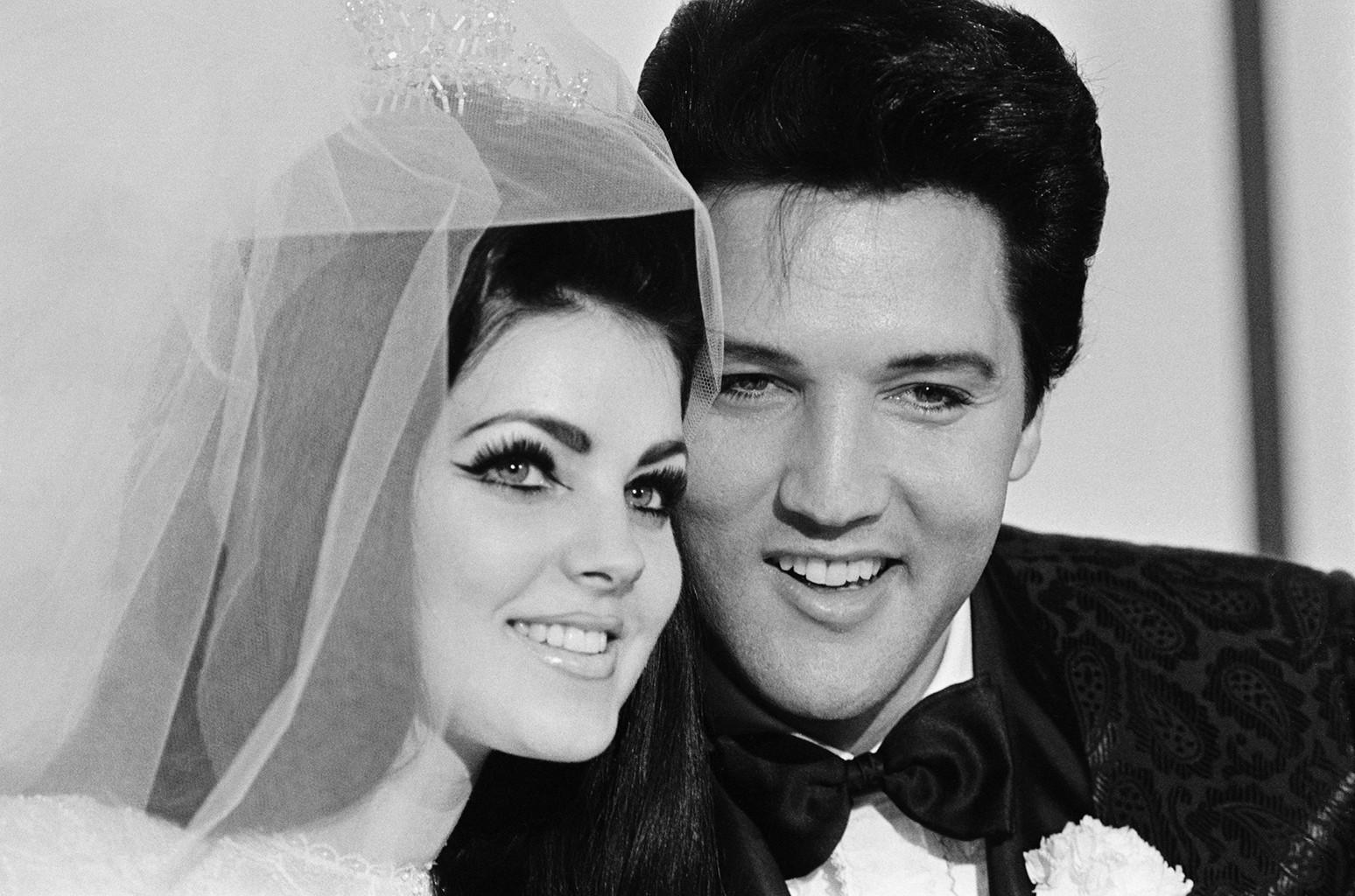Elvis Presley & Priscilla Ann Beaulieu, 1967