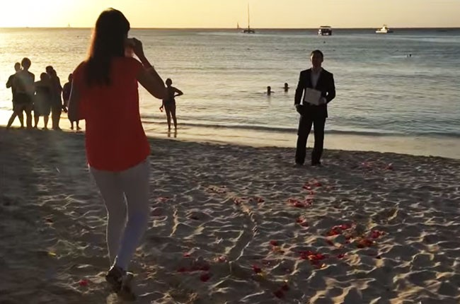 youtube 365 days proposal video