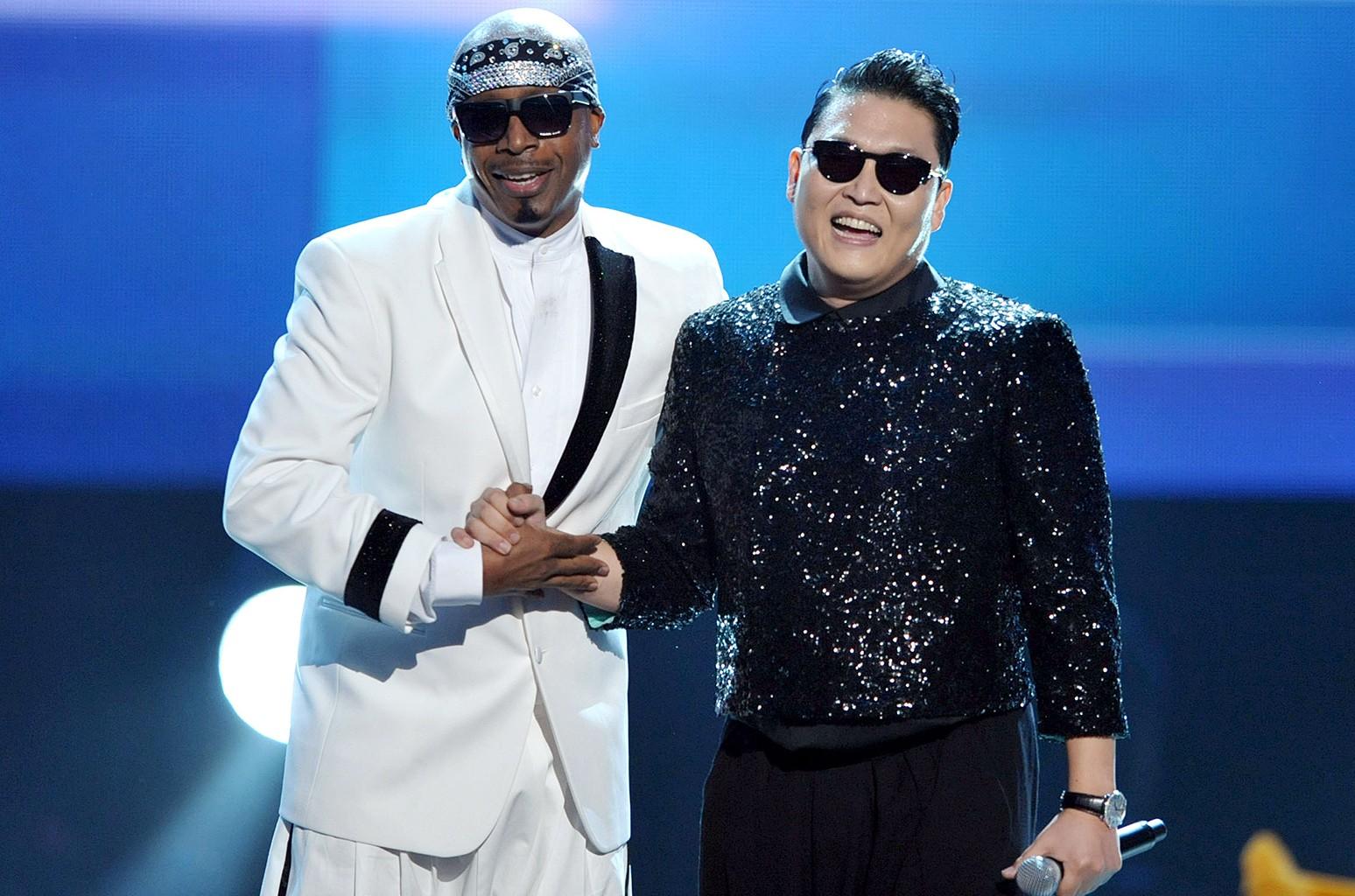 MC Hammer & PSY, 2012