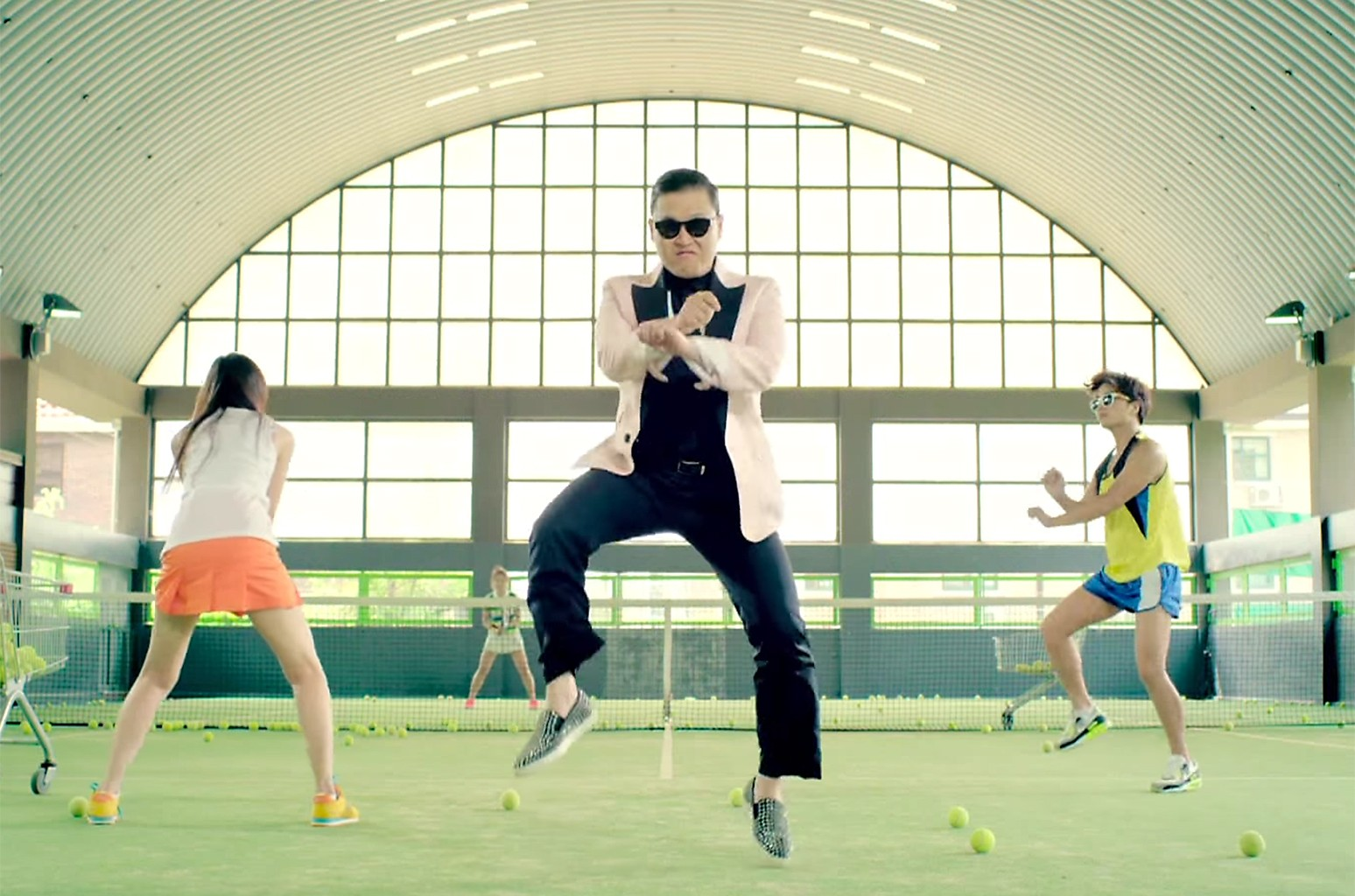 Psys Gangnam Style Video is No Longer the Most-Watched