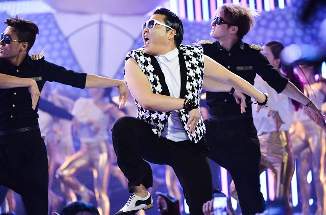 PSY at MuchMusic Video Awards